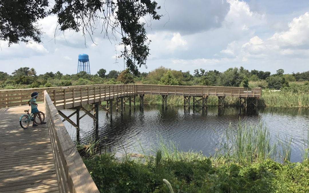 Hugh S. Branyon Backcountry Trail in Orange Beach, Alabama