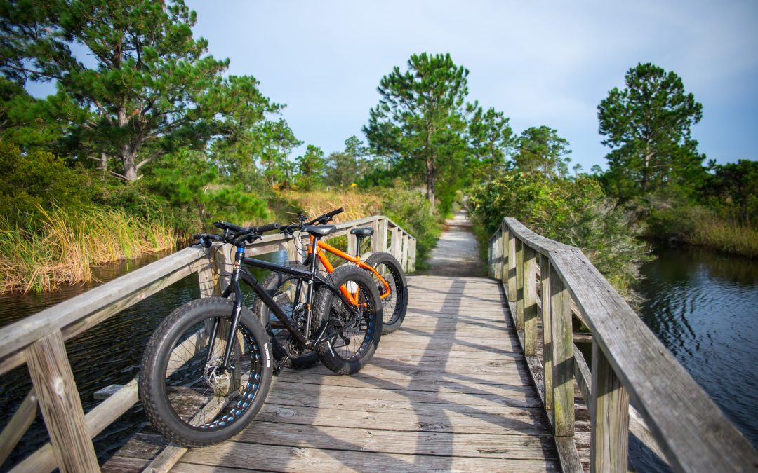 Pensacola Mountain Bike Tours adds beginner DIY beach trail tour!